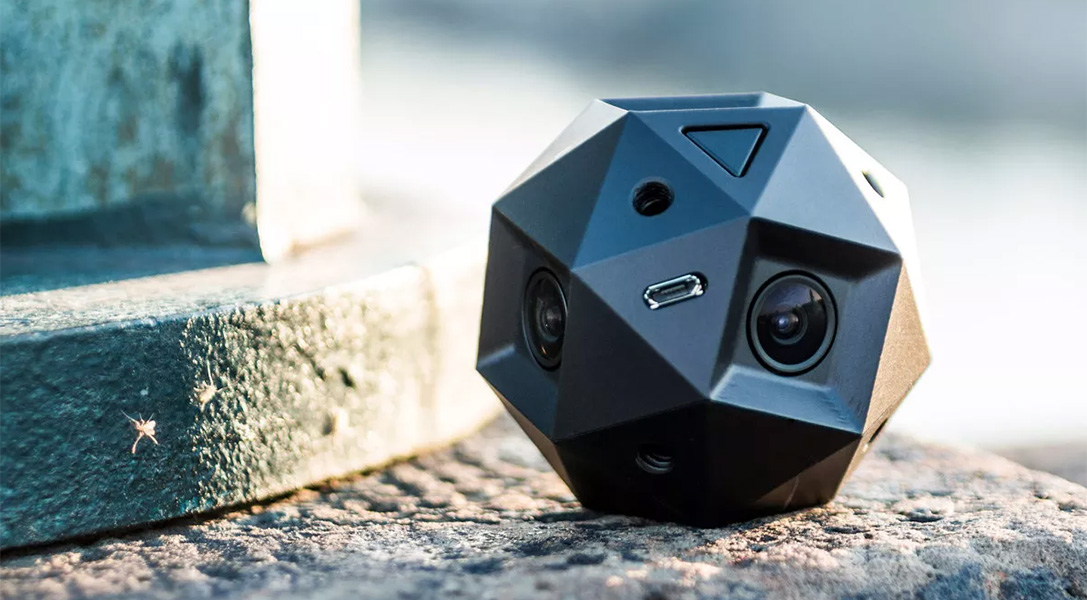 Sphericam 2: 4K 360 Degree Video Camera