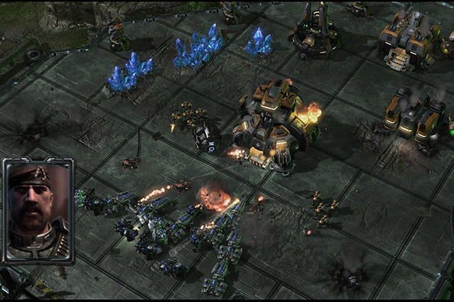 StarCraft II- Wings of Liberty