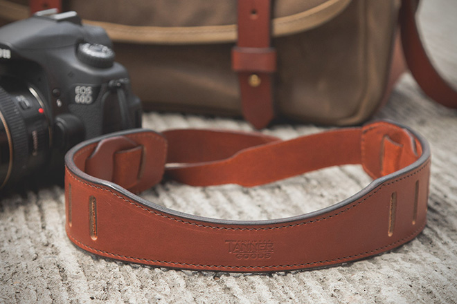 Tanner Goods SLR Camera Strap