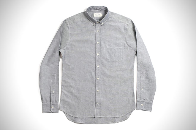 The Charcoal Everyday Oxford Jack 0
