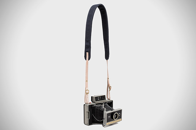 United by Blue Canvas Camera Strap