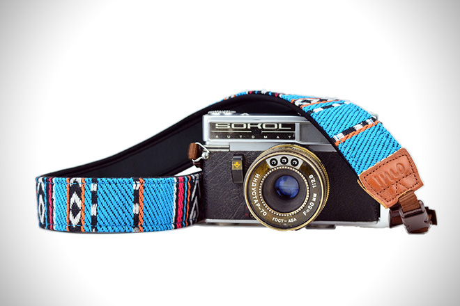 iMo Indian Blanket Camera Strap 0