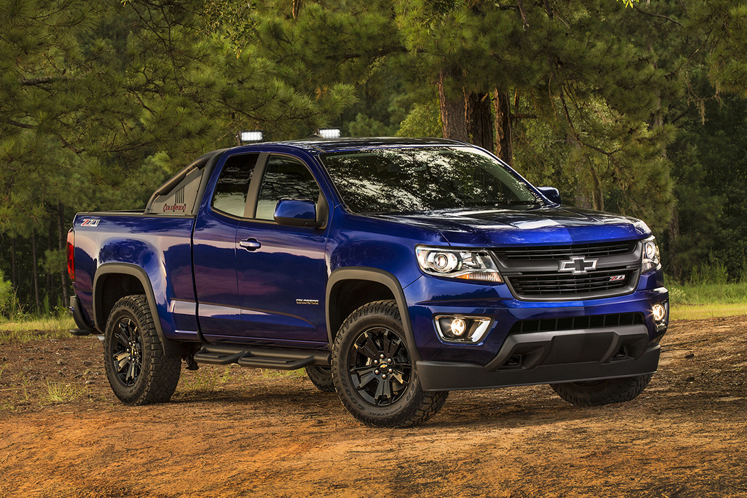 2016 Chevy Colorado Trail Boss Hiconsumption