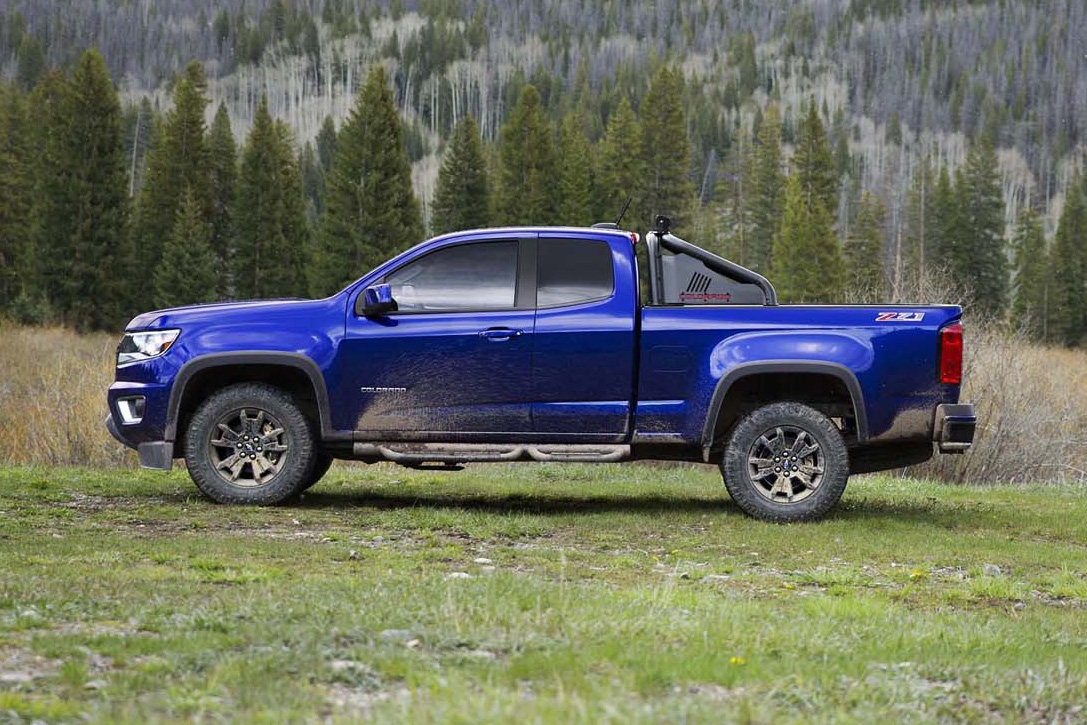 2016 Chevy Colorado Trail Boss | HiConsumption