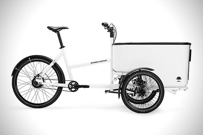 Butchers and Bicycles MK1