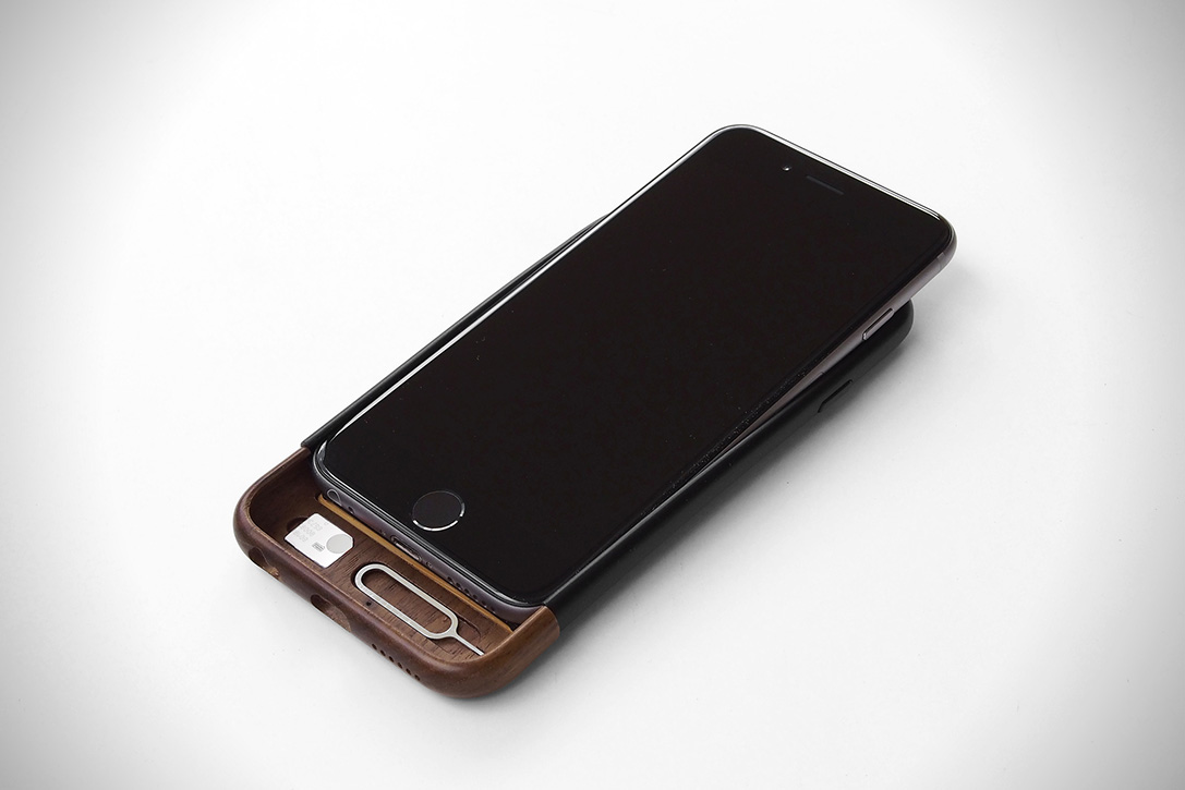 Convoy Wood Case for iPhone 6 3
