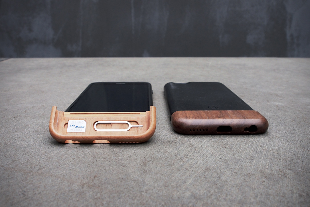 Convoy Wood Case for iPhone 6 5