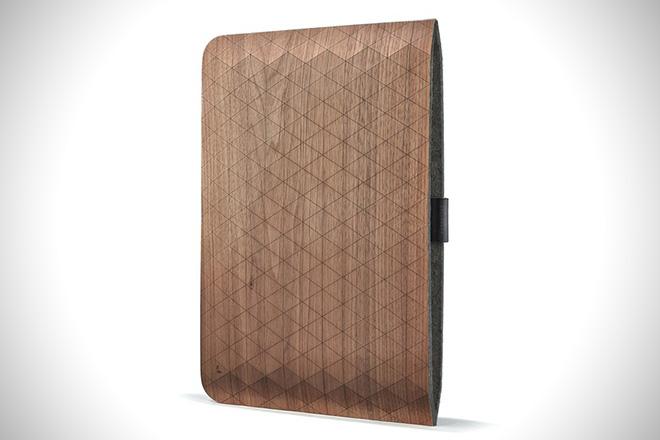 Grovemade Walnut Macbook Sleeve