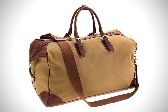 J. Crew Wallace & Barnes Duffel Bag