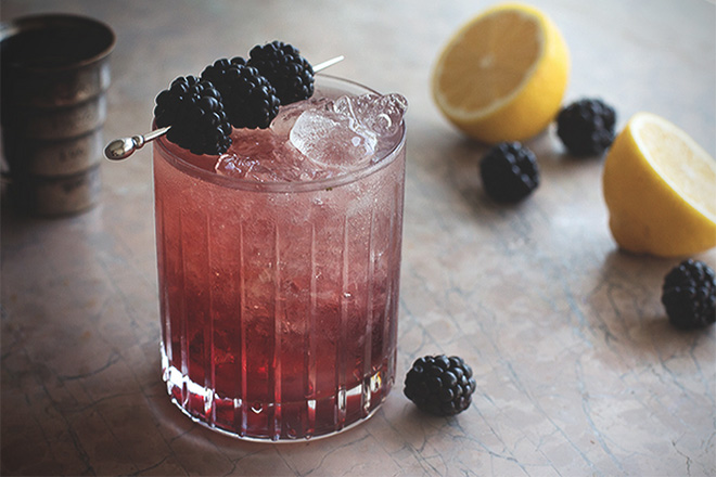 Mother's Day Bramble