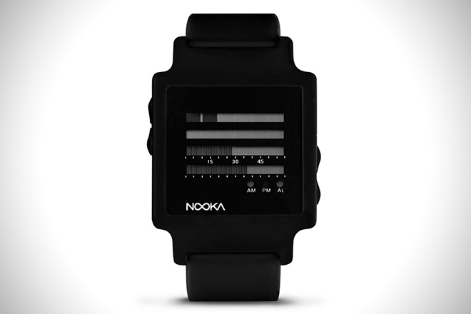 NOOKA K Digital Display Watch