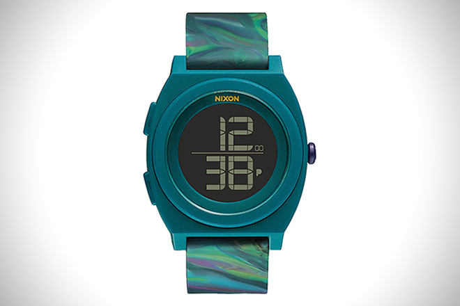 Nixon Time Teller Digi Watch