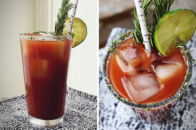 Rosemary Bloody Maria 1