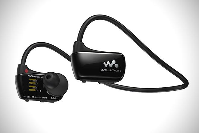 Sony W-Series Walkman