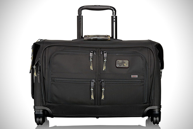 TUMI Alpha 2 Wheeled Garment Bag