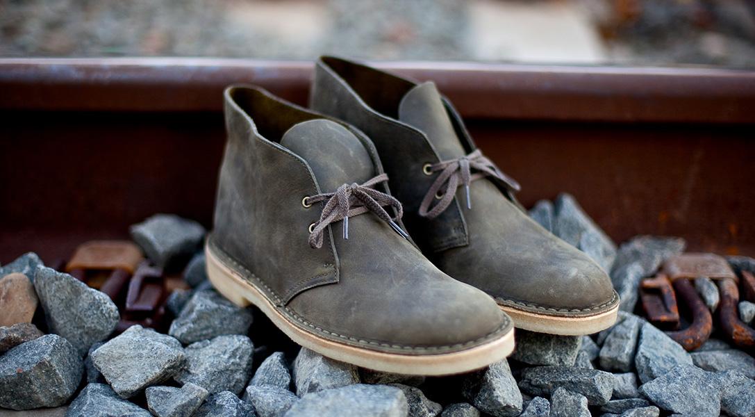 Nubuck Leather Shoes Men
