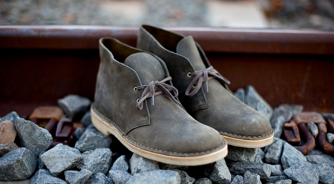 fcaca57aa Desert Island: 15 Best Chukka Boots for Men | HiConsumption
