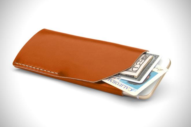 Bison iPhone Wallet
