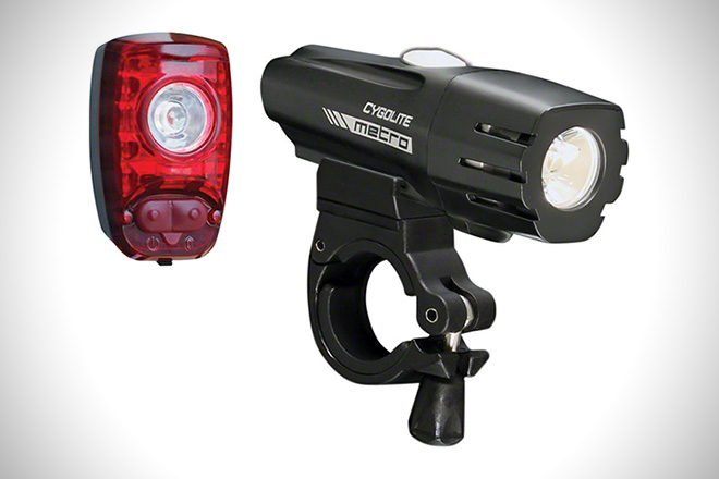 Cygolite Metro 360:Hotshot 2W Combo Light Set