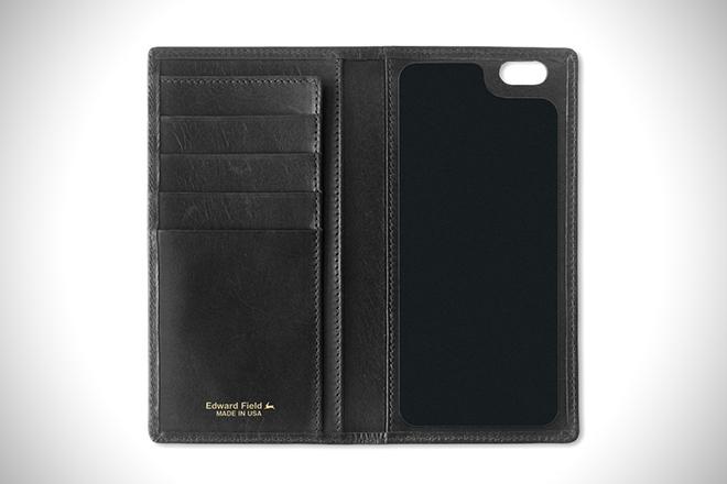 Edward Field iPhone Wallet