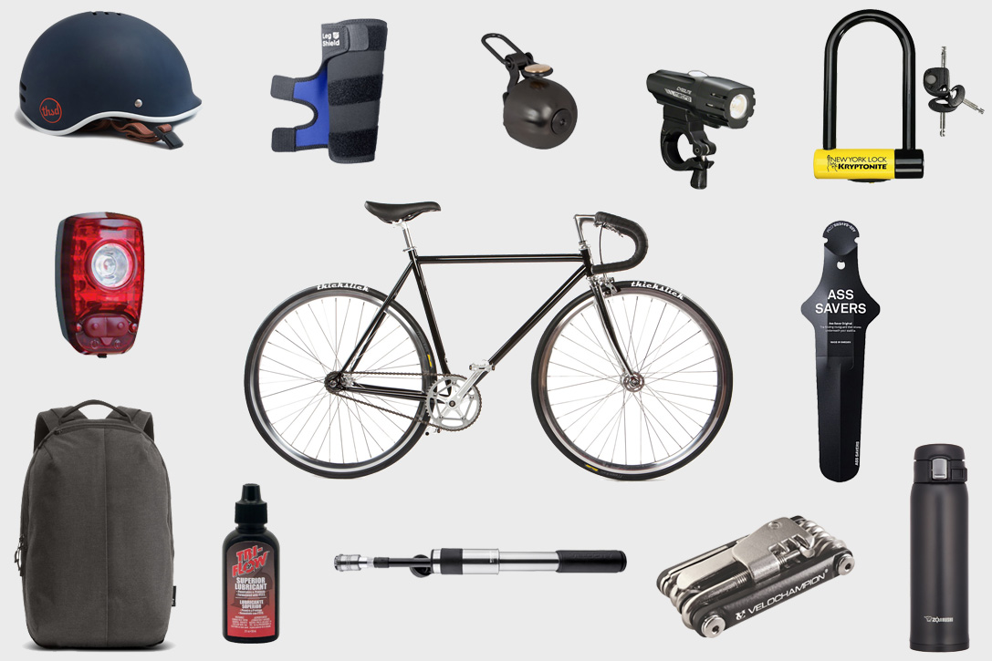 Essentials Best Bike Commuter Gear Hiconsumption