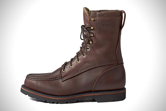 Filson Waterproof Uplander Boots