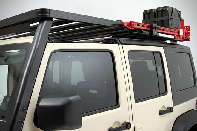 Front Runner Slimline Ii Roof Rack Hiconsumption