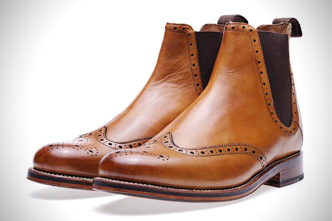 Grenson Jacob Chelsea Boots