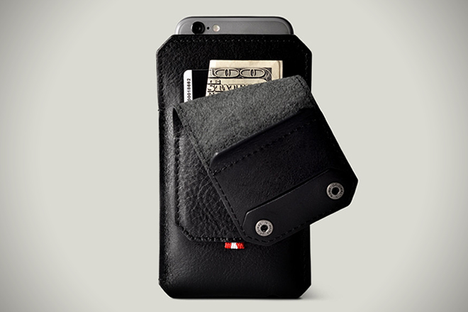 Hard Graft Atelier All-in-One iPhone Case