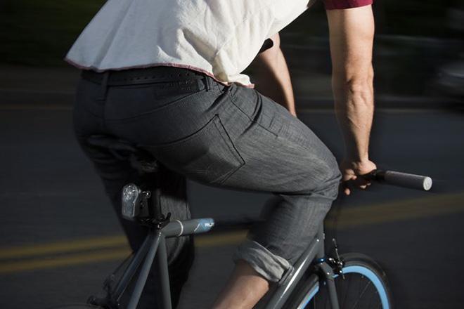 Levi's Commuter 511 Slim Fit Trousers