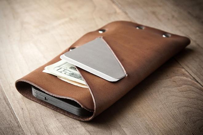 Mr. Lentz iPhone Wallet