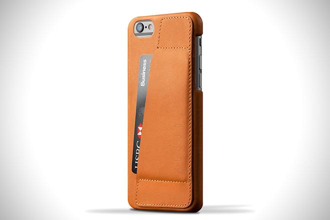 Mujjo Leather Wallet Case