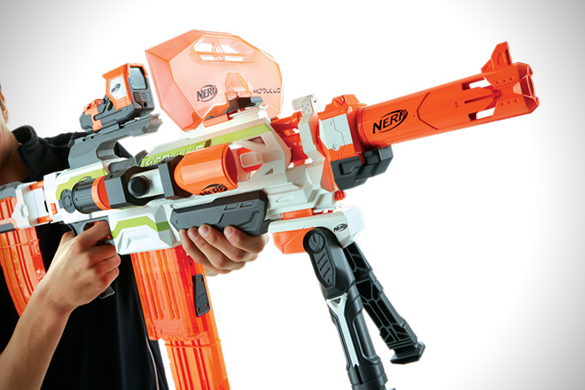 how to win any nerf war