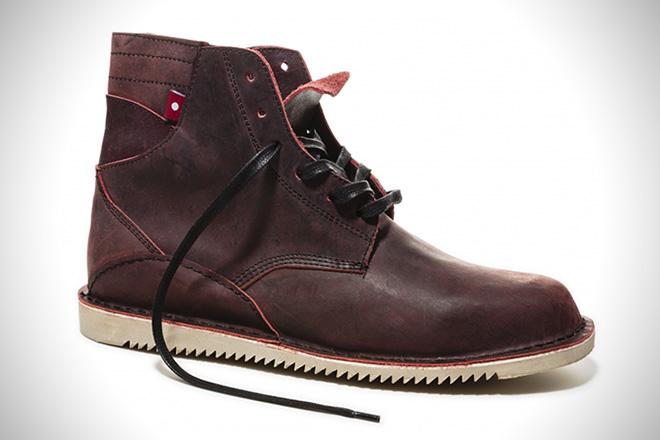 Oliberte Gando Pullup Boots