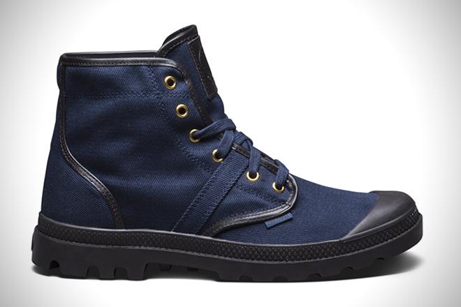 Palladium Pallabrouse Boots