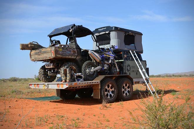 Patriot Th 610 Off Road Toy Hauler Hiconsumption