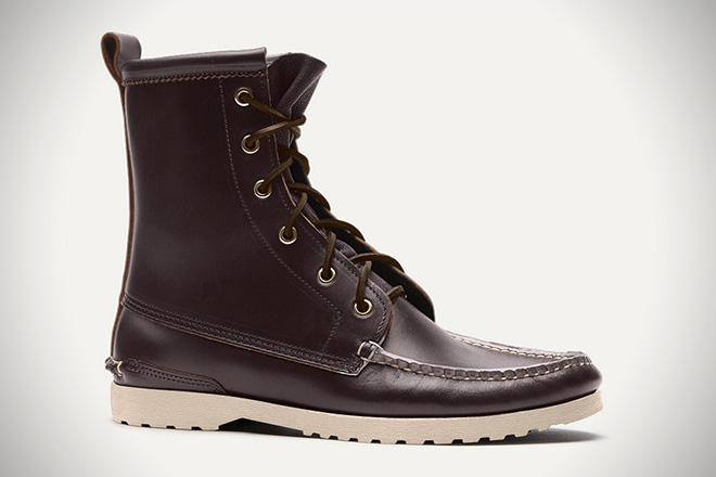 Quoddy Grizzly Boots