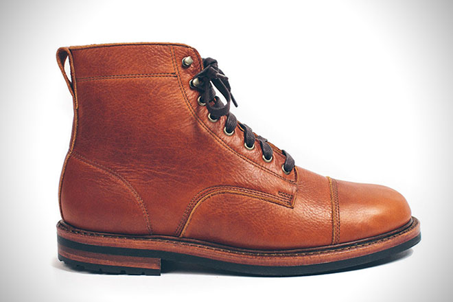 Rancourt and Co. Moto Boots