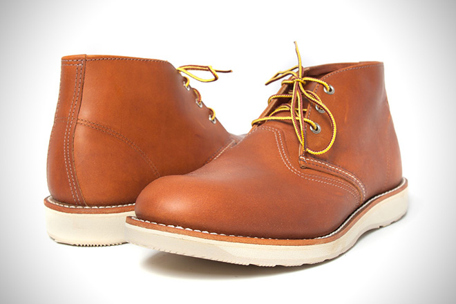 Work Boots That Look Like Dress Shoes