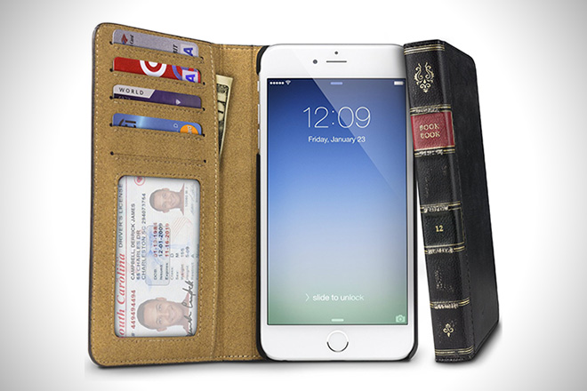 Twelve South BookBook iPhone Wallet Case