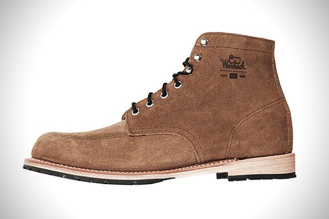 Woolrich Footwear Yankee Horween Boots