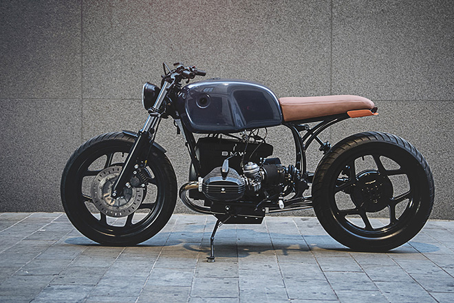 bmw r80 by auto fabrica hiconsumption. Black Bedroom Furniture Sets. Home Design Ideas