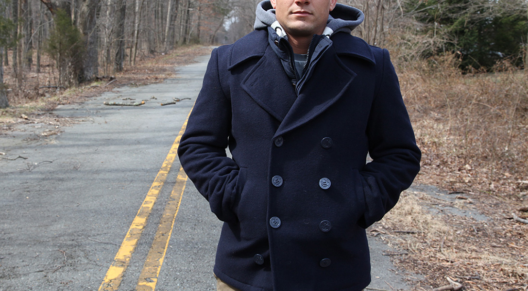 Bundle Up 15 Best Pea Coats For Men Hiconsumption