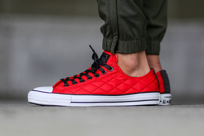 9cc9821bde2e Converse Chuck Taylor All Star Quilted Pack 4