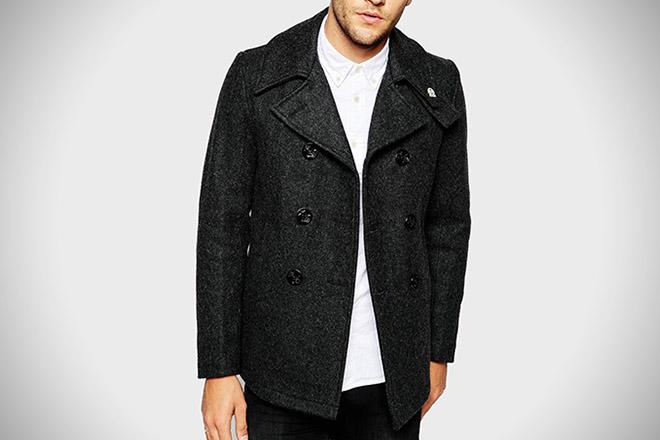 Fidelity Pea Coat