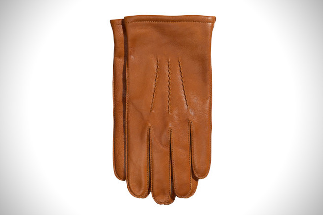 Hm Leather Gloves
