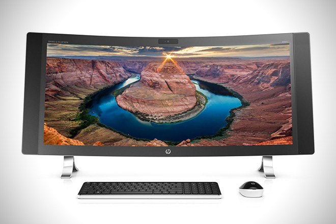 HP Envy Curved All-in-One PC 0