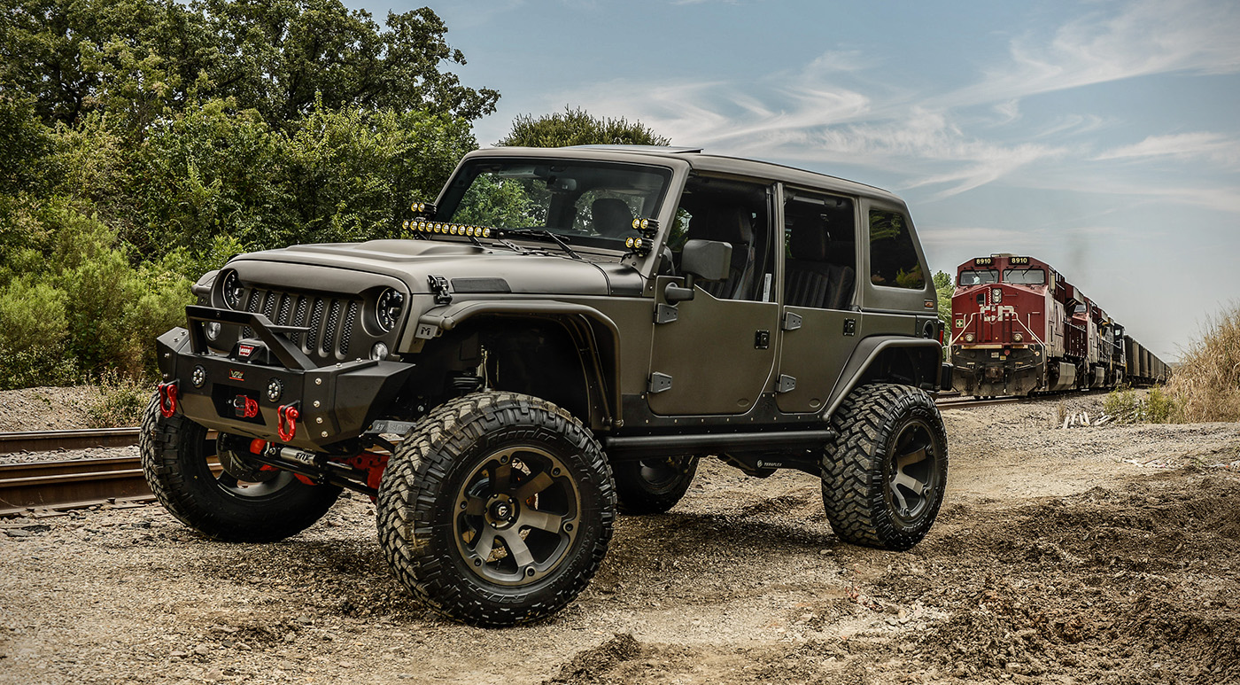Jeep Wrangler Terminator By Starwood Motors Hiconsumption