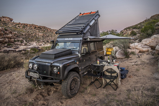 The 10 Most Badass Expedition Vehicles On The Planet