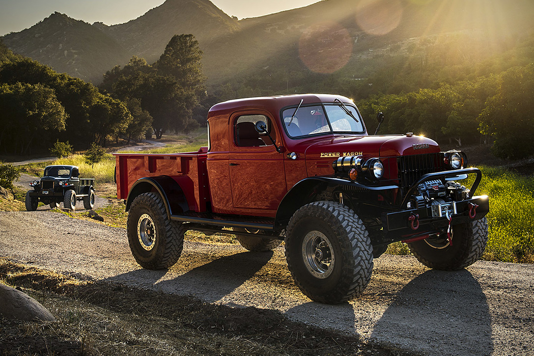 1947 Jeep Truck >> Legacy Classic Power Wagon | HiConsumption